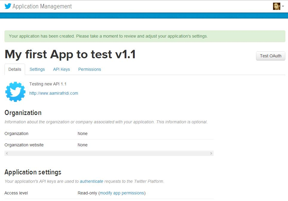 Using Twitter Rest Api V1 1 With Php And Javascript To Create Apps